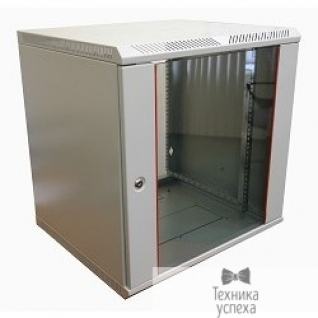 Цмо ЦМО! Шкаф телеком. настенный разборный 9U (600х650) дверь стекло (ШРН-Э-9.650) (1 коробка)
