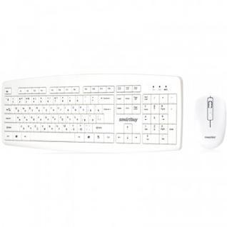Набор клавиатура+мышь Smartbuy ONE 212332AG белый (SBC-212332AG-W)