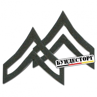 Знак ранга Metall US Corporal Subdued