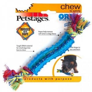 "Petstages Petstages игрушка для собак Mini ""ОРКА палочка"" маленькая"