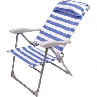 Кресло-шезлонг складное Ника К2