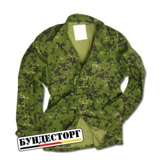 Куртка полевая в стиле BDU, камуфляж датский