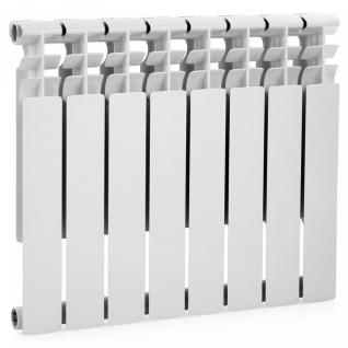 Радиатор алюминиевый Lammin ECO AL500-100-8