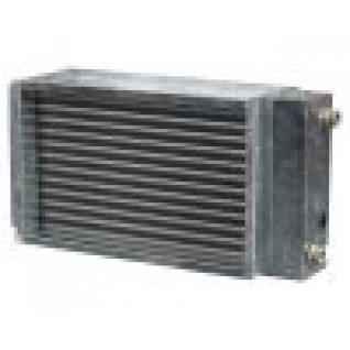 EVR WKN 70-40/3 воздухонагревательводянойпрямоугольный