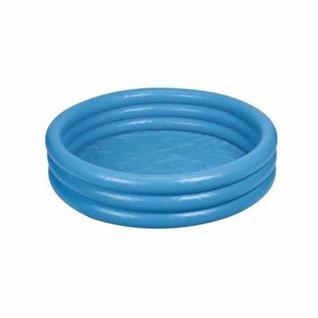 Бассейн голубой, Intex 58446np 3 кольца, 168х38 см, 3+