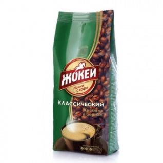 Кофе Жокей Классический в зернах, 900 г