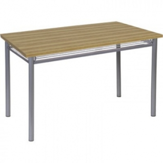 Стол обеденный UD_Декор 3 СТ3 опора-металлик, 1023 дуб горный