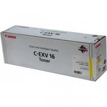 Картридж Canon C-EXV16Y для Canon CLC 4040, CLC 5151, iR C5185i, оригинальный, жёлтый, 36000 стр. 10177-01