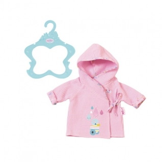Одежда для куклы Zapf Creation Zapf Creation Baby born 824-665 Бэби Борн Халатик