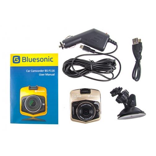 Видеорегистратор Bluesonic BS-F116 BlueSonic 36992827 1
