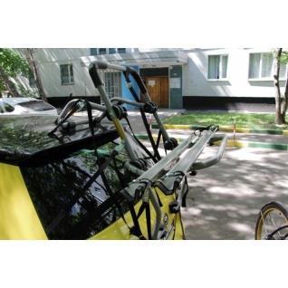 Крепление для велосипеда на заднюю дверь PERUZZO Padova Steel Peruzzo