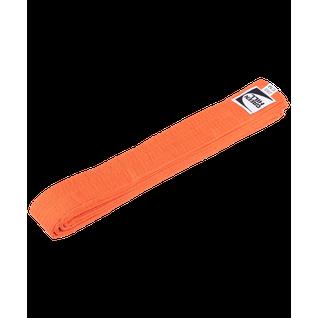 Пояс для каратэ Green Hill Kbo-1014, 5/280, оранжевый