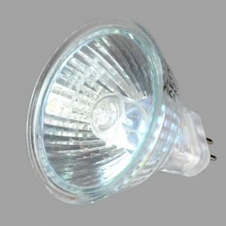 Elvan MR16 220V 35W Лампа галогенная (прозрачная)