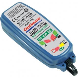 Зарядное устройство OptiMate Lithium 0.8 TM470 OptiMate