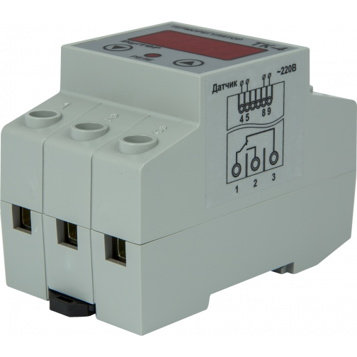 Терморегулятор DigiTOP ТК-4 (крепление на DIN-рейку) 6775757 1