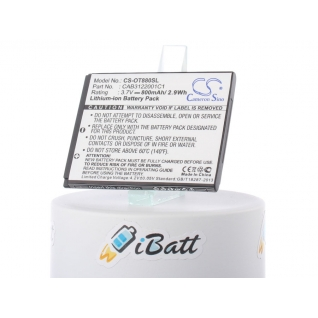 Аккумуляторная батарея iBatt для смартфона Alcatel One Touch 710D. Артикул iB-M498 iBatt