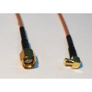 Пигтейл RP sma-male-mmx 15-20 см кабельный переходник Kabelprof