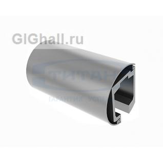 Трек алюминиевый T-600 L=4000mm AL