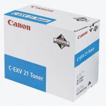 Картридж Canon C-EXV21С для Canon iR C2380, iR C2550, iR C2880, iR C3080, iR C3380, iR C3480, iR C3580, оригинальный, голубой, 26000 стр. 10183-01