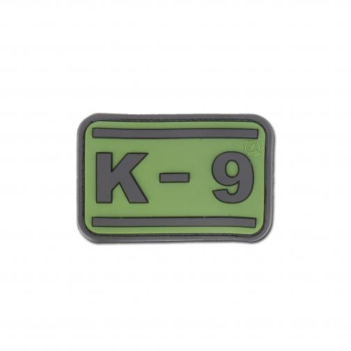 Jackets To Go Нашивка 3D K-9, цвет лесной 36975586 1
