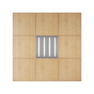Потолочная плита Presko Сити 59.5х59.5