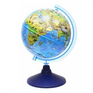 """Зоогеографический глобус """"Евро"""", 21 см Globen"""