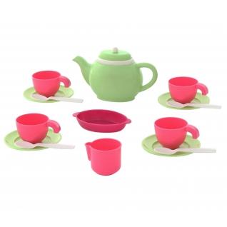 Набор детской посуды на 4 персоны (16 элементов) (в сеточке) Полесье