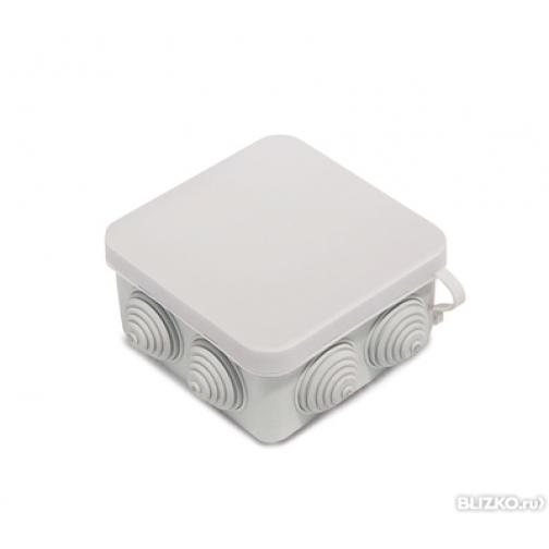 Коробка распределительная  ОП 70х70х50 IP55 HEGEL КР2605 1224740