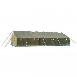 Палатка GPXL 8 x 16 м, цвет оливковый