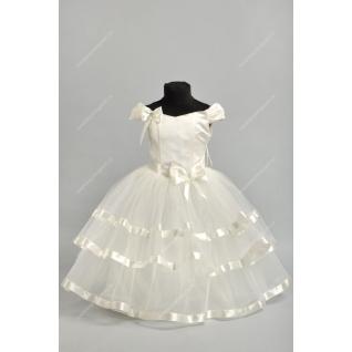 Платье детское 116, р/р 128-134 см /юбка 85 см/