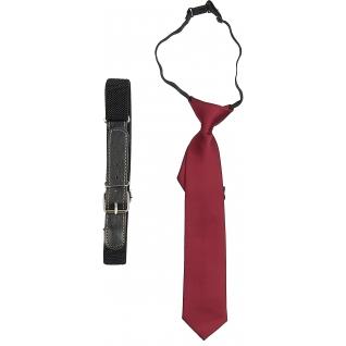 Набор подарочный для мальчика ремень и галстук