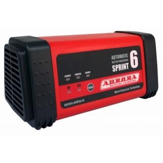 Интеллектуальное зарядное сетевое устройство AURORA SPRINT 6 (6/12В) AURORA