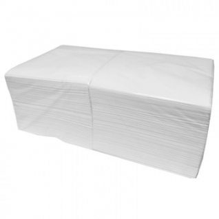 Салфетки 3 сл. 33х33 белые 1/4 слож 200 шт./уп.