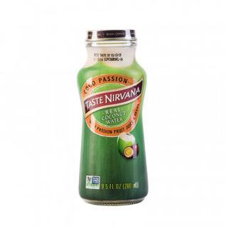 Напиток сокосодерж. Taste Nirvana сок кокоса с мяк Маракуйя 0,28 л. стек.