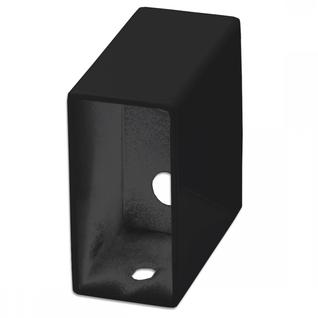 Модуль скрытого монтажа Laris 71401067 черный, нерж., профиль (комплект)
