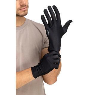 Многоразовые защитные перчатки взрослые Mujjo Black L/XL Routemark