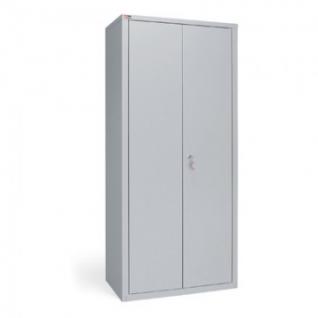 Метал.Мебель D_КД-152/Б шкаф архивный ключ.замок 800х480х1820