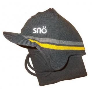 Nano шапка и манишка для мальчика F13ACC373EG