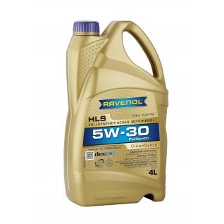 Моторное масло Ravenol HLS 5W30 4л