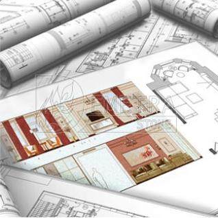 """Дизайн-проект """"Базовый"""" (От 100 до 200 м2)"""