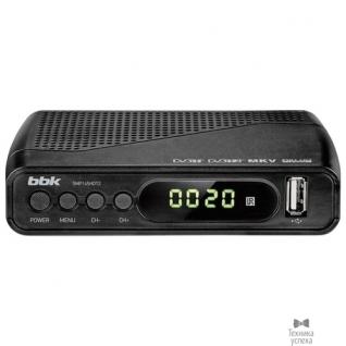 Bbk BBK DVB-T2 SMP145HDT2 темно-серый