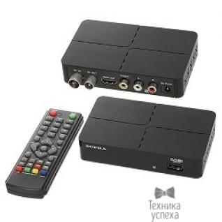 Supra SUPRA SDT-90 Ресивер DVB-T2 SUPRA SDT-90, черный