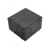 Тротуарная плитка черная 100х100х60 мм (Steingot)