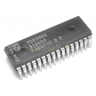 Микросхема TDA9860