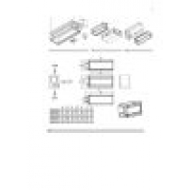 DAIKIN EDMFA18A6 воздухозабор свежего воздуха