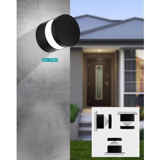 Уличный настенный светильник EGLO MELZO 97303
