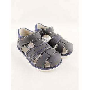 1333161-02 серый сандалии открытые Nordman (22-26) (23)