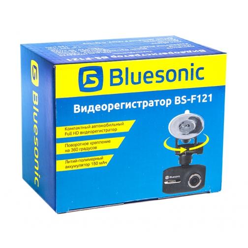 Видеорегистратор Bluesonic BS-F121 BlueSonic 36995015 2