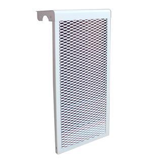 Экран для чугунного радиатора белый (3 сек) Россия
