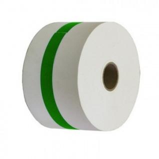 Лента бандерольная для автомат. упаков. монет 84.5 мм зеленая, бобина 300м